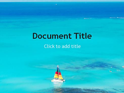 1639 - PowerPoint - Wildlife & Nature - PowerPoint Templates ...