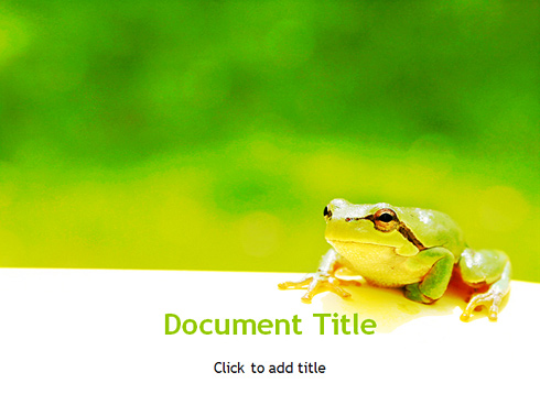 1724 powerpoint wildlife nature powerpoint templates 1724 templates powerpoint toneelgroepblik Choice Image