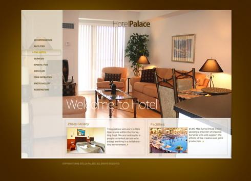 5436 - Travel & Hotel - Website Templates - DreamTemplate