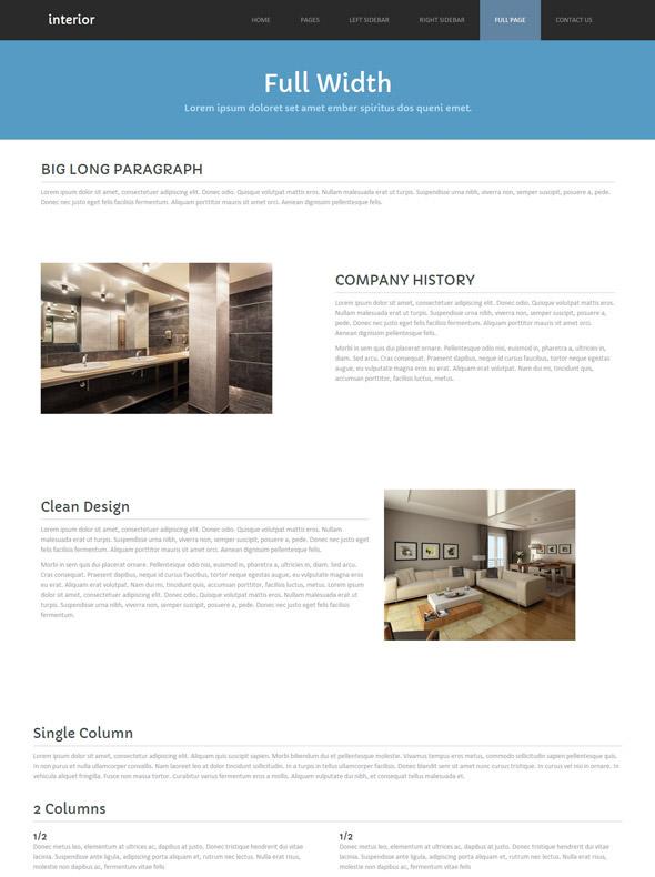 Interior furniture site template interior furniture for Interior furniture website