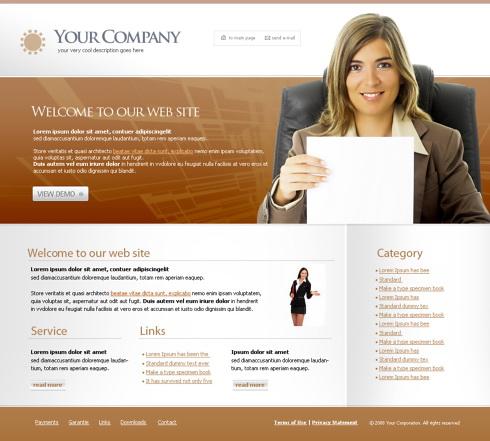 4237 - Law - Website Templates - DreamTemplate