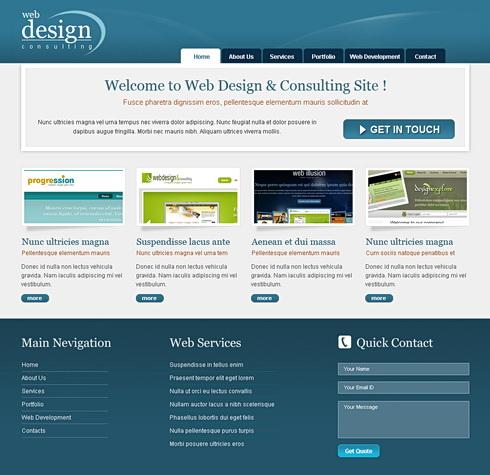 6488 - Software - Website Templates - DreamTemplate