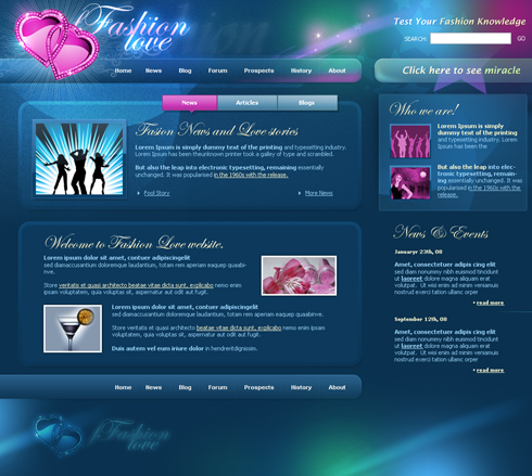 Dating forum website template 3628 love dating website dating forum website template 3628 maxwellsz