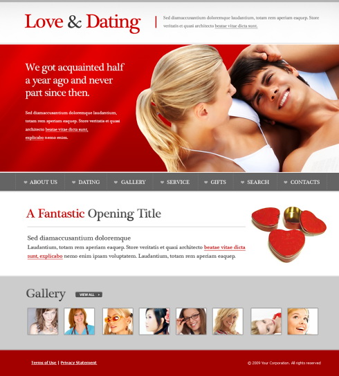 Love romance dating site