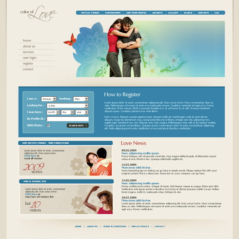 My crush dating site