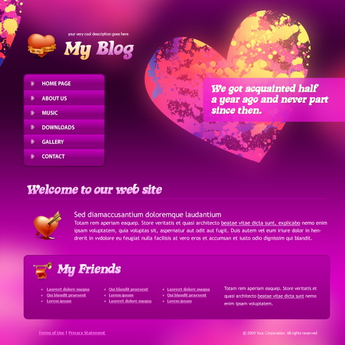 Heart to heart dating website