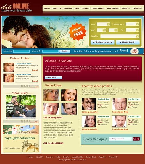 Dle сайта знакомств