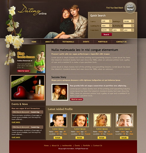 How to create a dating website the easiest and most affordable way