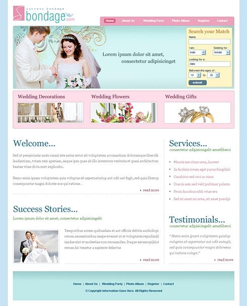 dating matrimony website