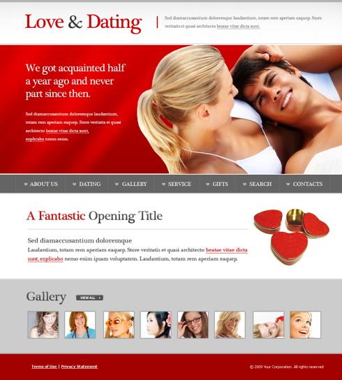 Сайт знакомств на друпал
