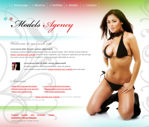 hot girls websites