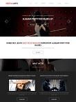 Karate Web Template Free Member Kung Fu Website