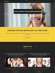 Business website templates dreamtemplate commercial business site template wajeb Images