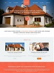 Real estate building website templates dreamtemplate real estate web template free member download pronofoot35fo Image collections